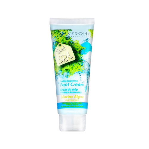 Verona SPA Marine Algae Foot Cream Price Dubai