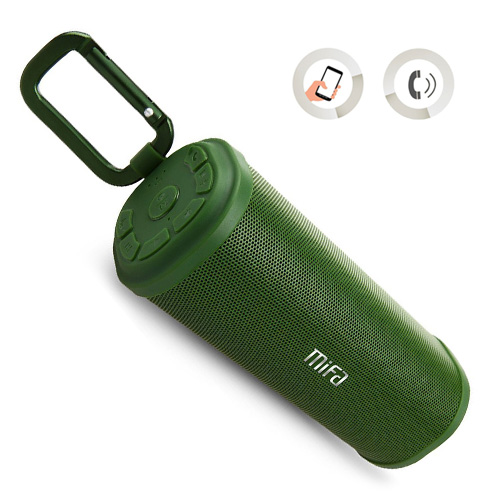 MIFA F5 Bluetooth Wireless Stereo Speaker Green