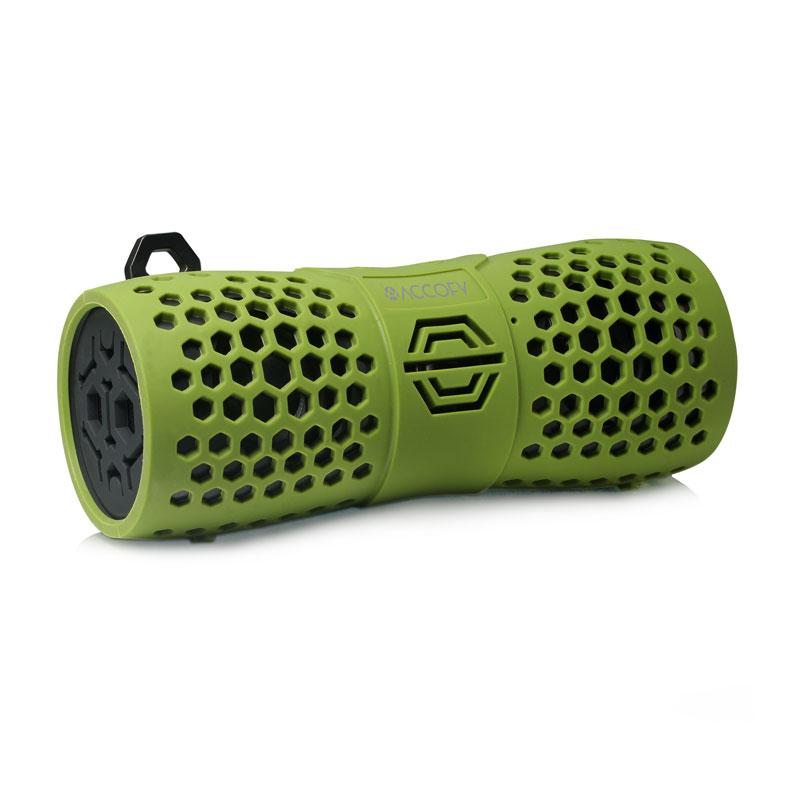 Accofy Rock S6 Max Wireless Sports Speaker Green