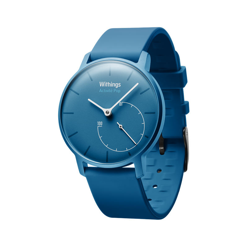 Withings Activite Pop Bright Azure Smart Watch