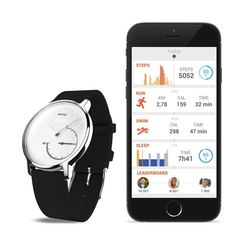 Withings Activite Steel Fitness Watch in Abu Dhabi