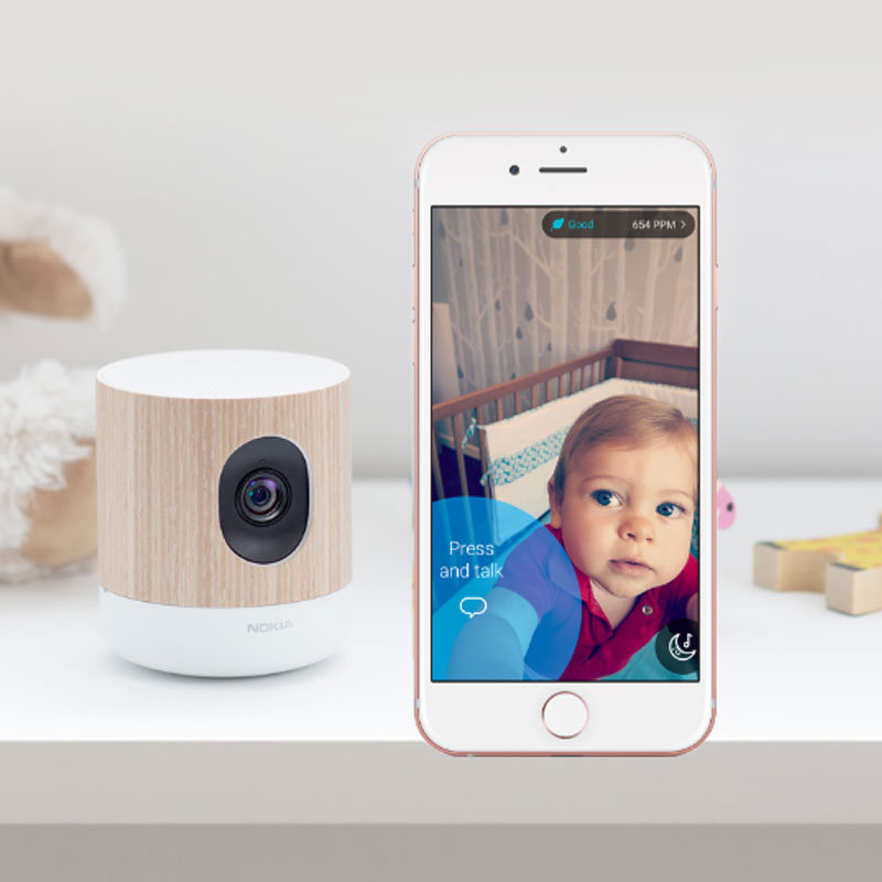 Withings Baby Security Camera Dubai