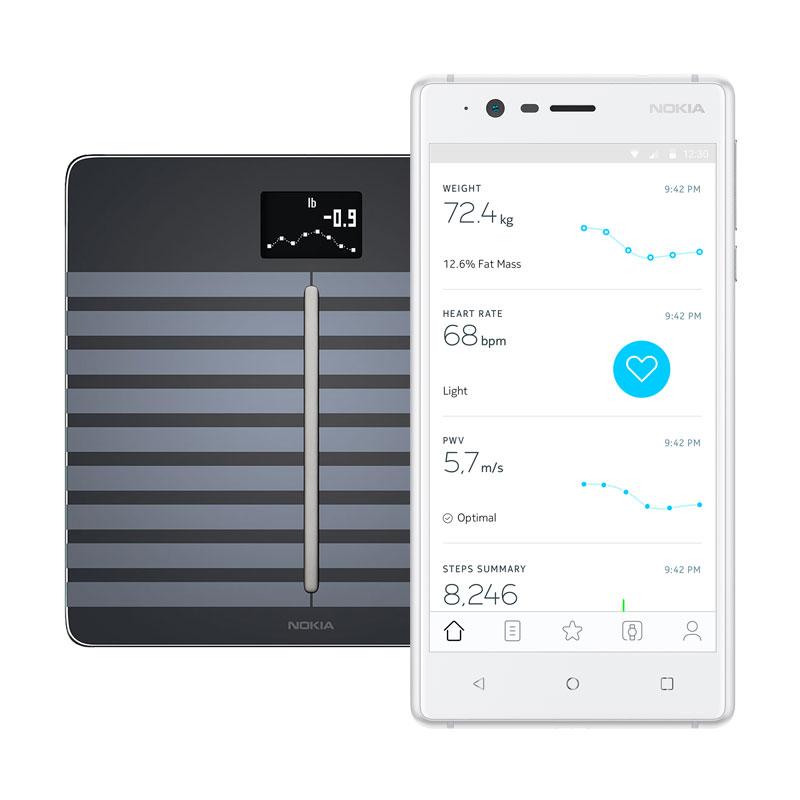 Buy Nokia Body Cardio Heart Health and Body Composition