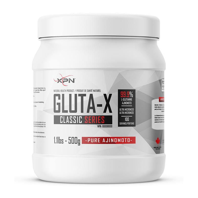 XPN Gluta X 500 g Glutamine