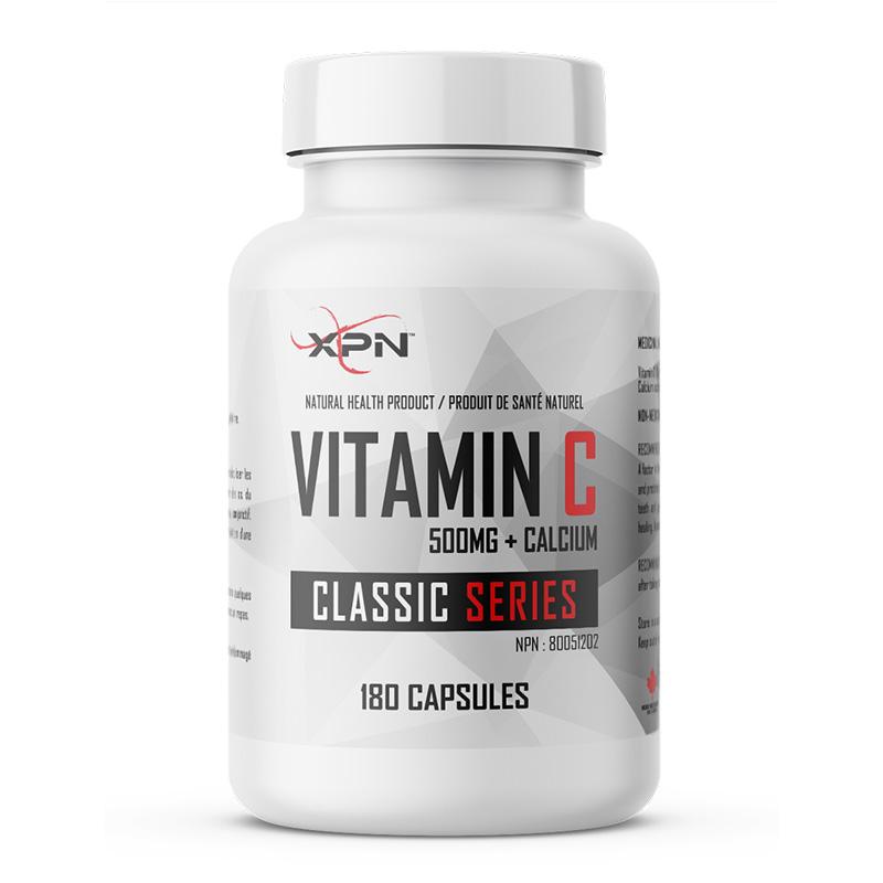 XPN Vit C 500 + Calcium 180 Caps
