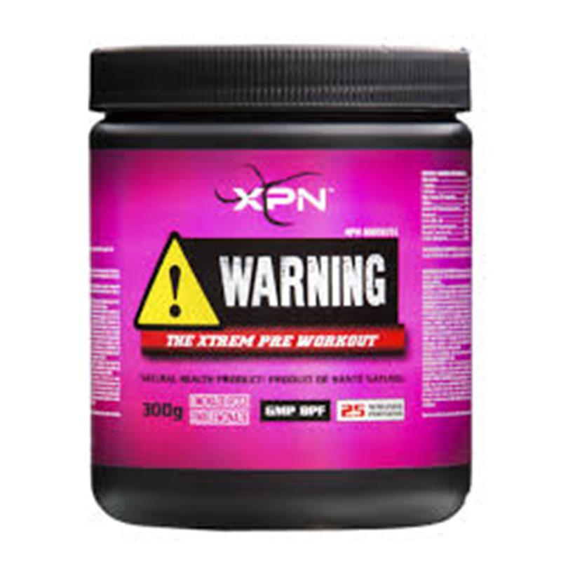 XPN Warning 300G Pre Workout