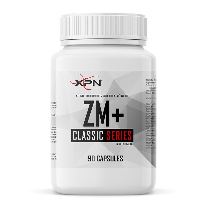 XPN ZMA + 5HTP 90 Caps