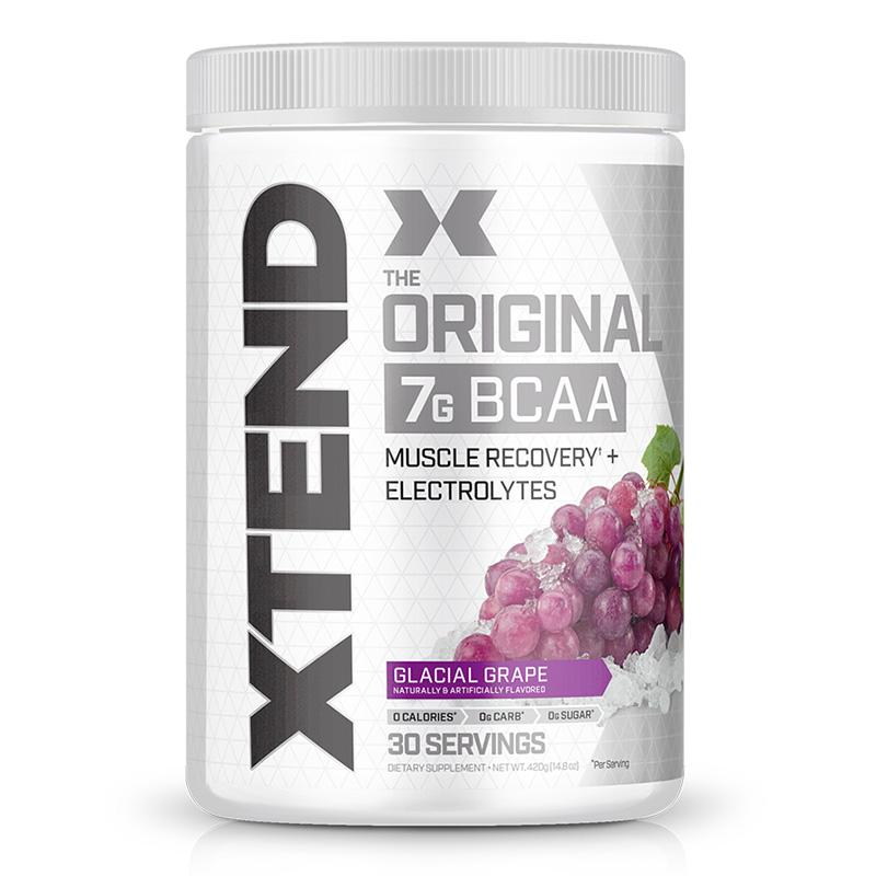 XTEND BCAA Original 30 Servings Grape