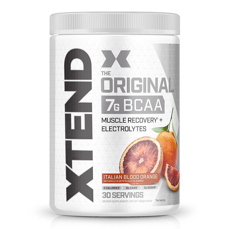 XTEND BCAA Original 30 Servings Italian Orange