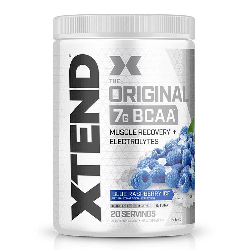 XTEND BCAA Original 30 Servings Raspberry ICE