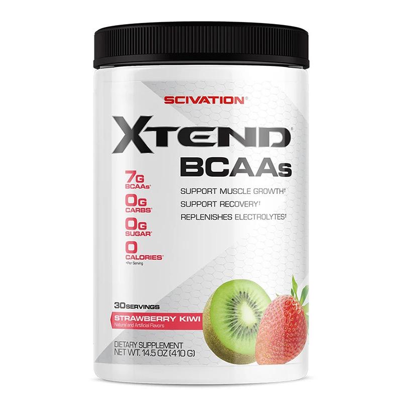 XTEND BCAA Original 30 Servings Strawberry Kiwi