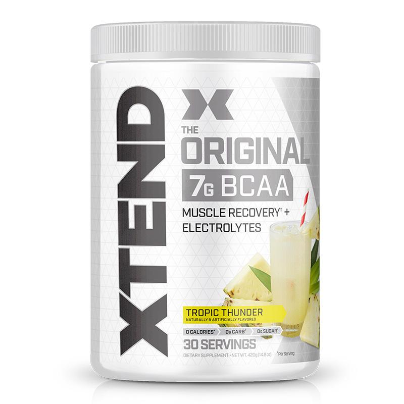 XTEND BCAA Original 30 Servings Tropic Thunder